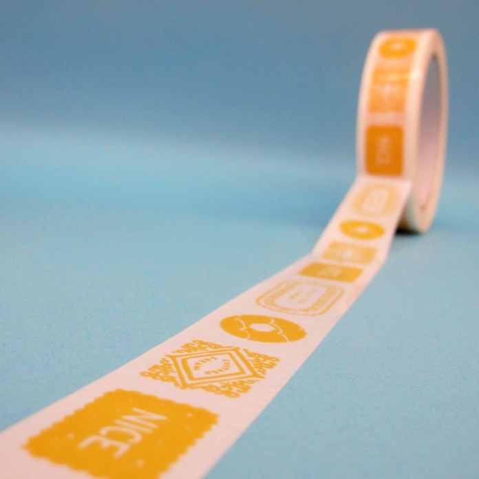 Nkki McWilliams - Biscuit Tape - Rolled Out