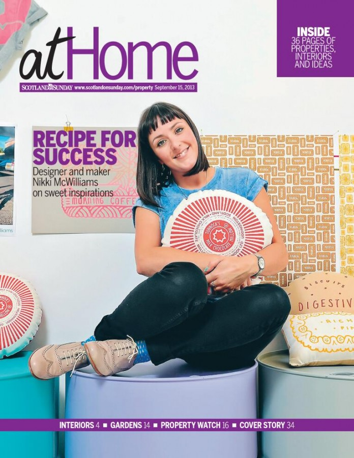 Scotland On Sunday: At Home Magazine