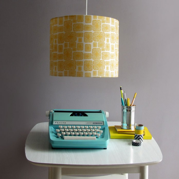 A Lightbulb Moment – New Lampshades by Nikki McWilliams