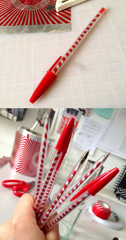 Nikki McWilliams - Teacake Ballpoint - DIY part 4