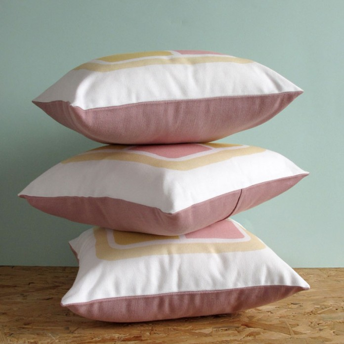 Hello: New Battenberg Cake Cushions!