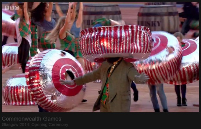 CommonwealthGames2014_DancingTeacakes_01_TeacakeHead