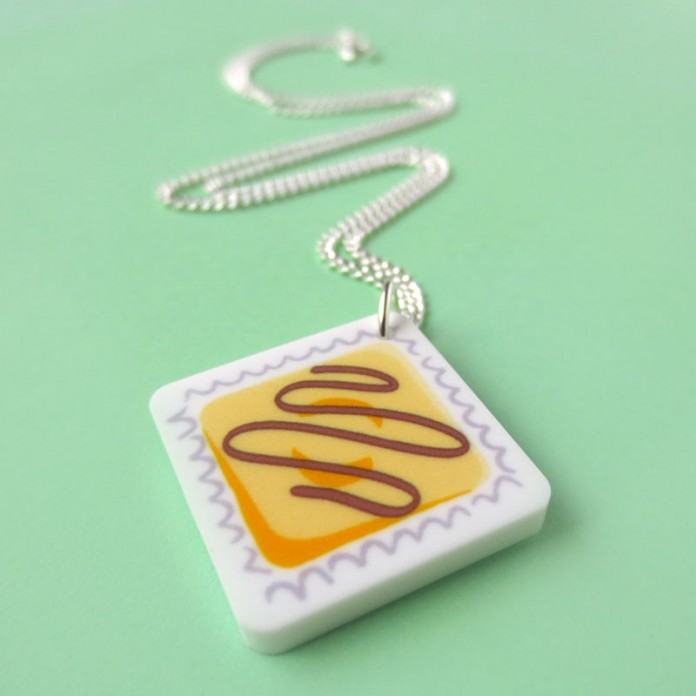 NEW: Cookies & Cake Mini Charm Necklaces