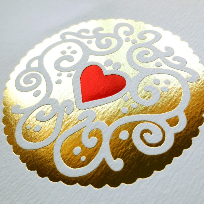 New Foil Biscuit Prints