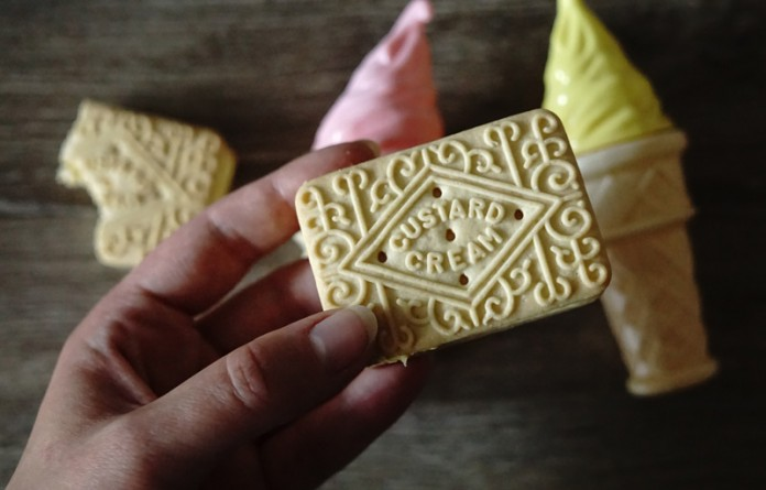 Taste Test – ASDA Custard Cream Biscuit Ice-Creams