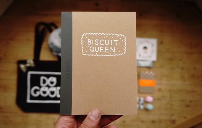 Biscuit Queen Notebook by OhNoRachio