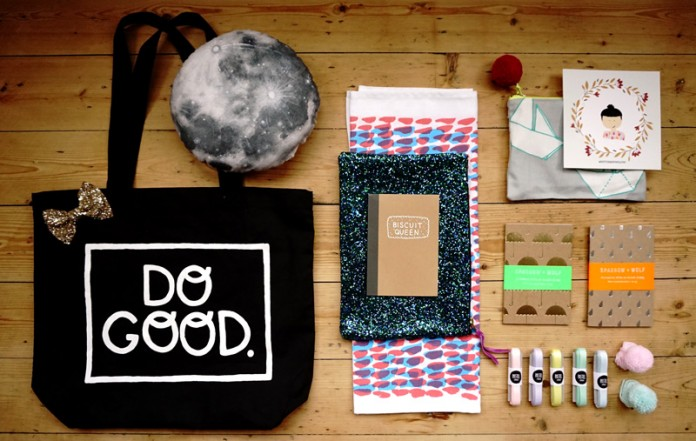 Etsy Christmas in July Showroom Mini-Haul