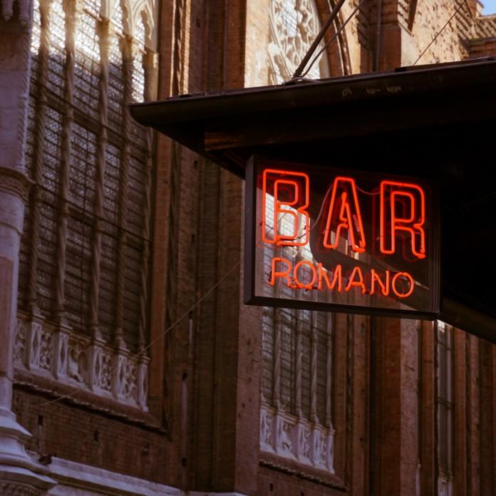 Neon on Piazza Maggiore, Bologna