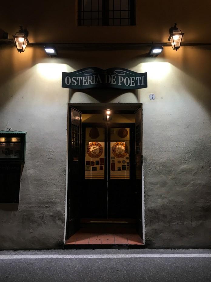 Osteria de'Poeti, Bologna