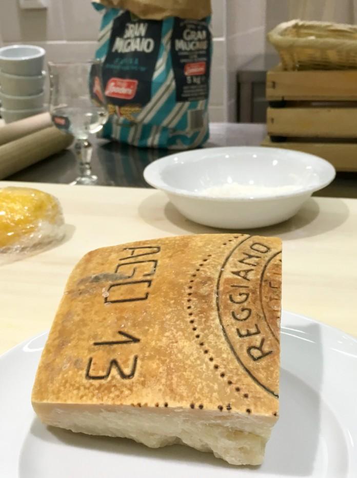 Perfecting pasta making at CIBO, Bologna