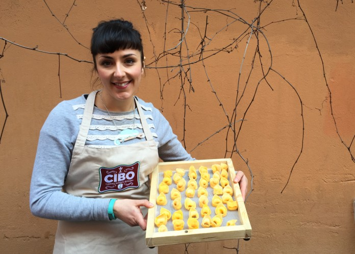 Perfecting pasta making at CIBO, Bologna