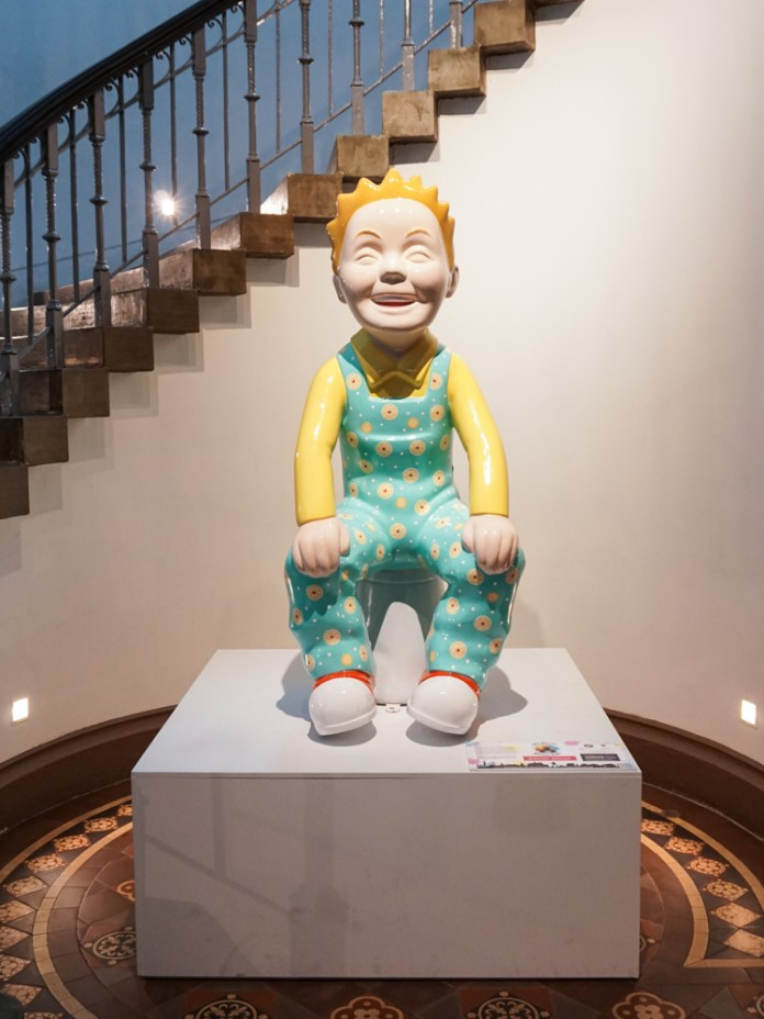 Oor Wullie Bucket Trail – Biscuit Break Wullie