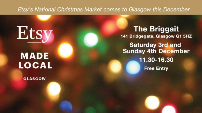 Etsy Made Local Glasgow 2016
