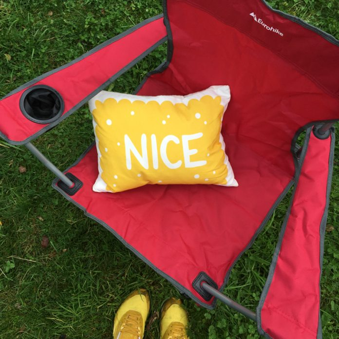 Nikki's Millets Camping Adventure