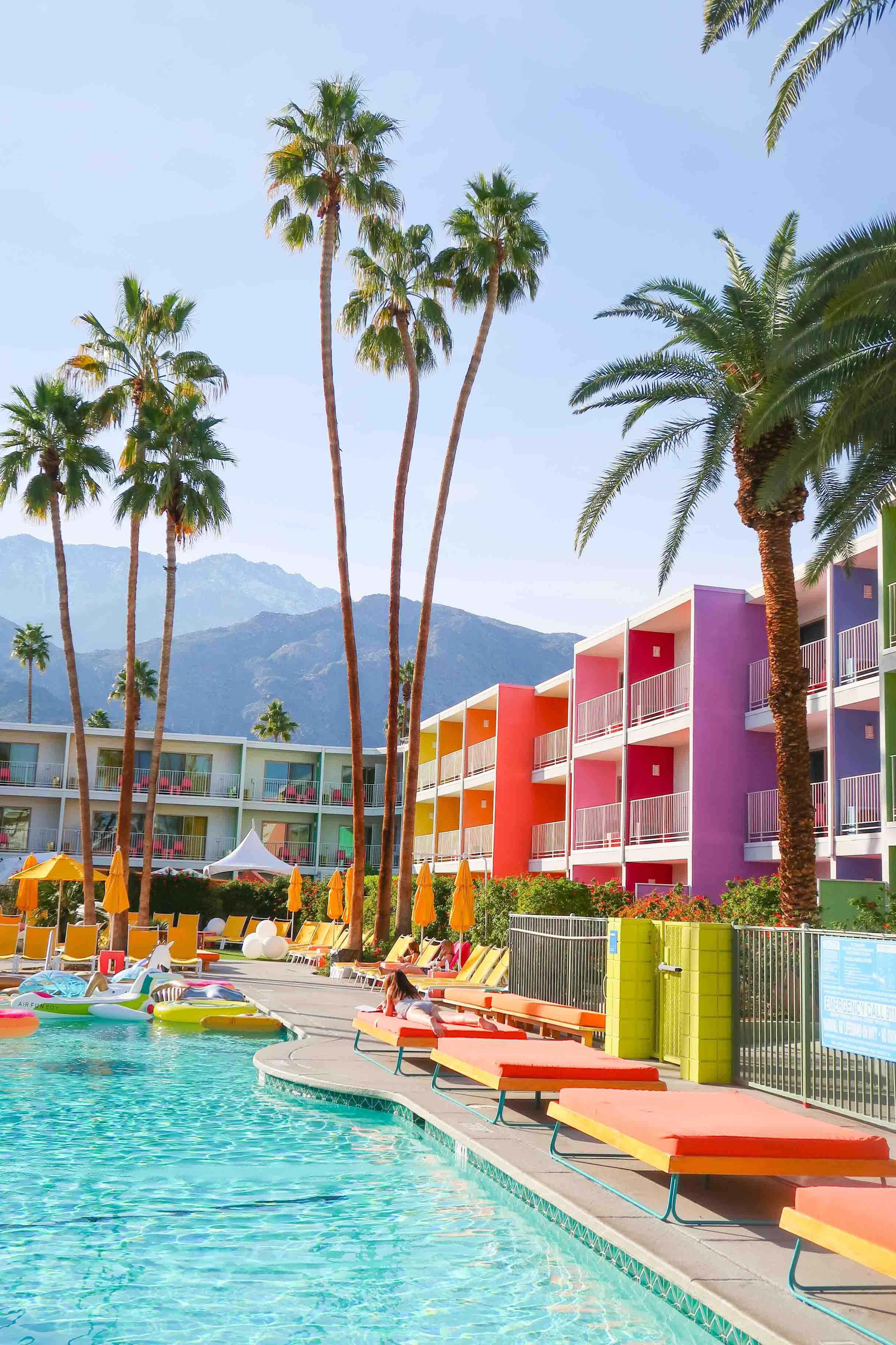 The Saguaro, Palm Springs