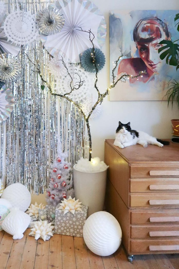 Alternative Christmas Tree Ideas for Cat Owners