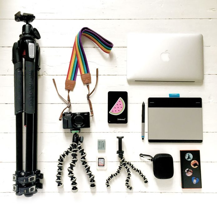 My Creative Business Tech Kit List