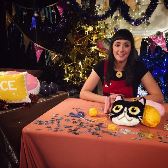 Nikki McWilliams - Kirstie's Handmade Christmas