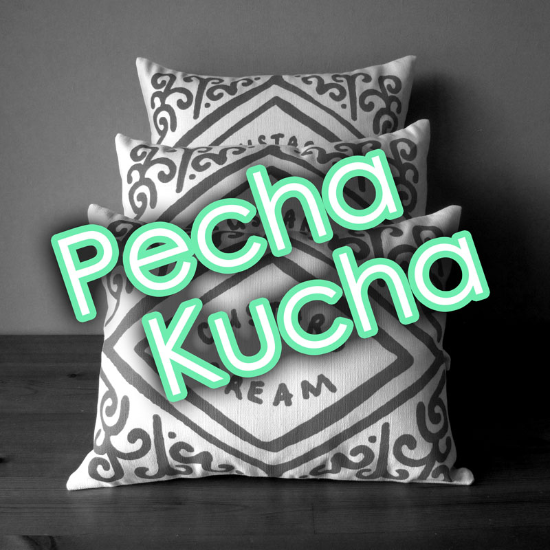 Nikki McWilliams - Pecha Kucha vol. 4
