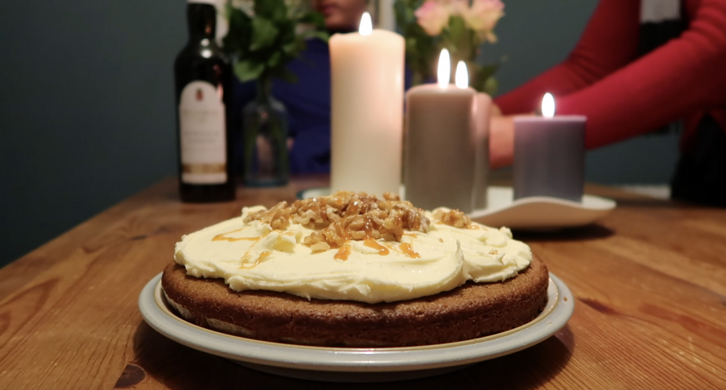 The only pumpkin cake recipe you'll ever need